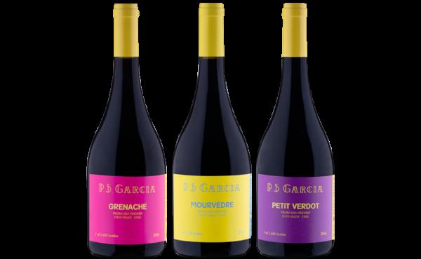 Weinpaket »Chiles Rebsortenknaller«