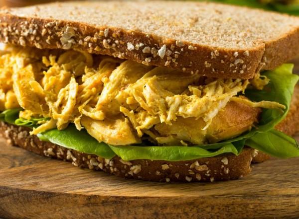 Pulled-Chicken-Sandwich