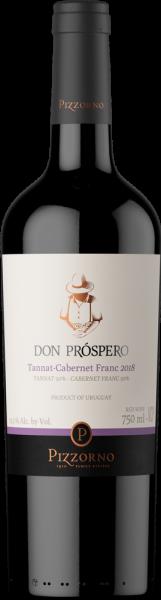 Don Próspero Tannat & Cabernet Franc
