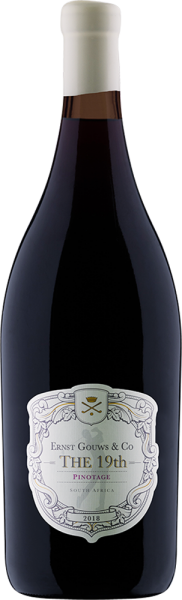 THE 19th Pinotage - Double Magnum