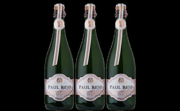 Paul René - Methode Cap Classique - Brut