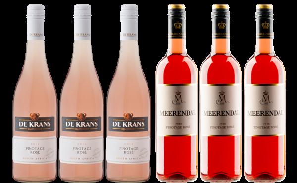 Pink Pinotage Weinpaket