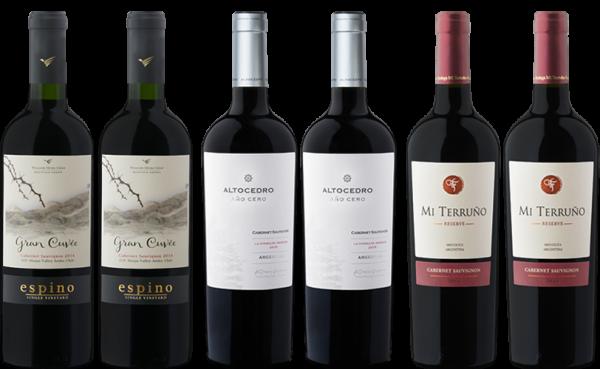 Cabernet Sauvignon Weinpaket