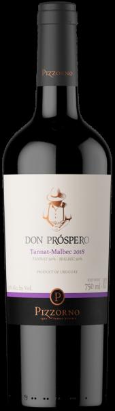 Don Próspero Tannat & Malbec