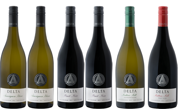 »Kiwi« Weinpaket Neuseeland