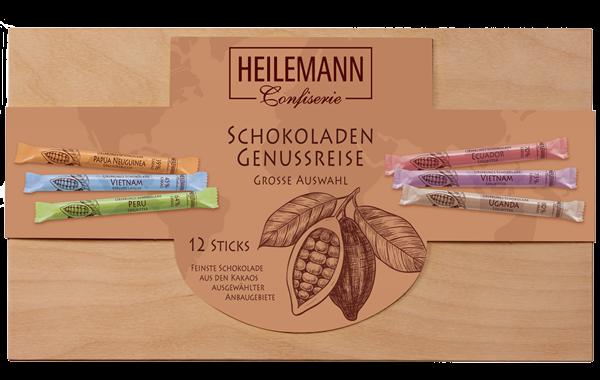 Heilemann Schokoladen Genussreise