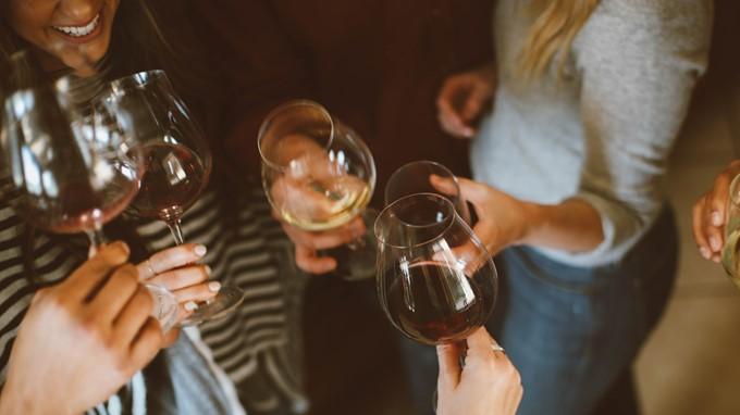 Wein unbeschwert geniessen