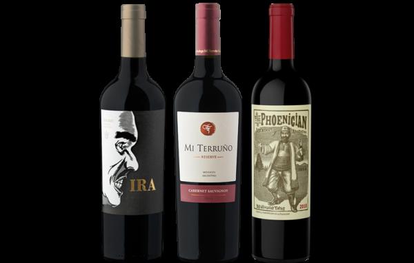 Rotweinpaket »El Gaucho«