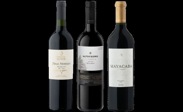 Old Vine Malbec Weinpaket