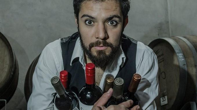 Fabricio Hernandez vom Weingut Avarizza