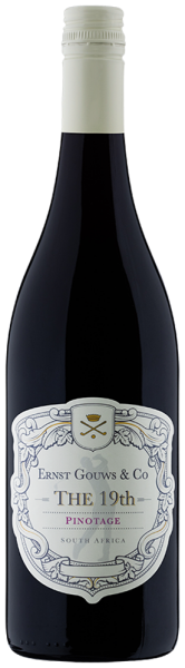 THE 19th Pinotage