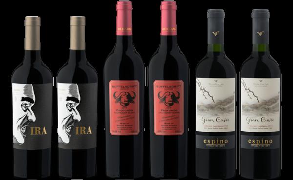 Barrique Rotweinpaket