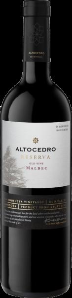 Old Vine Malbec Reserva
