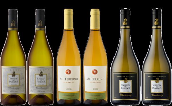 Chardonnay Weinpaket